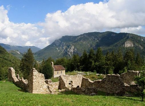 Ruines de guerre